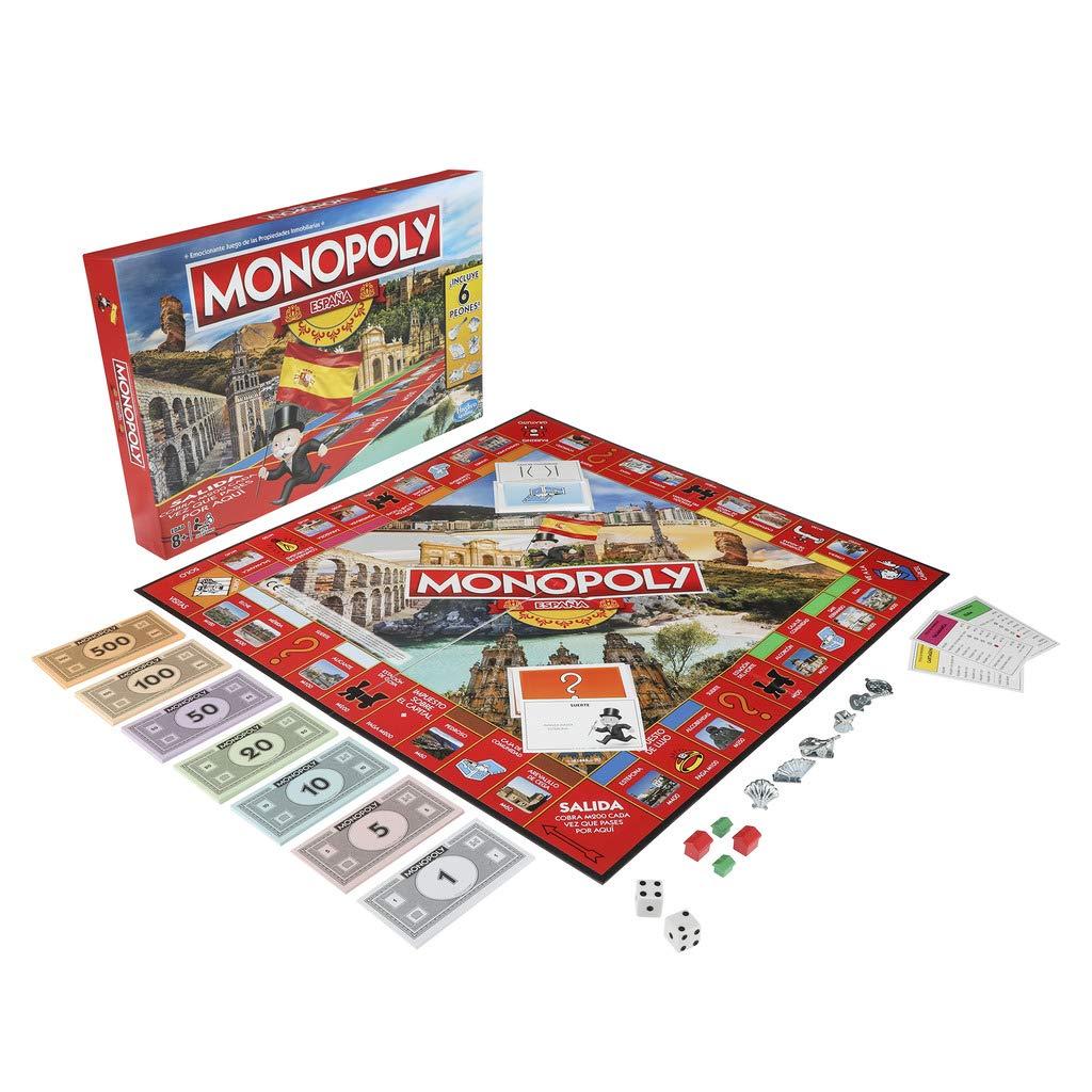 MONOPOLY ESPAÑA E1654 - N85319