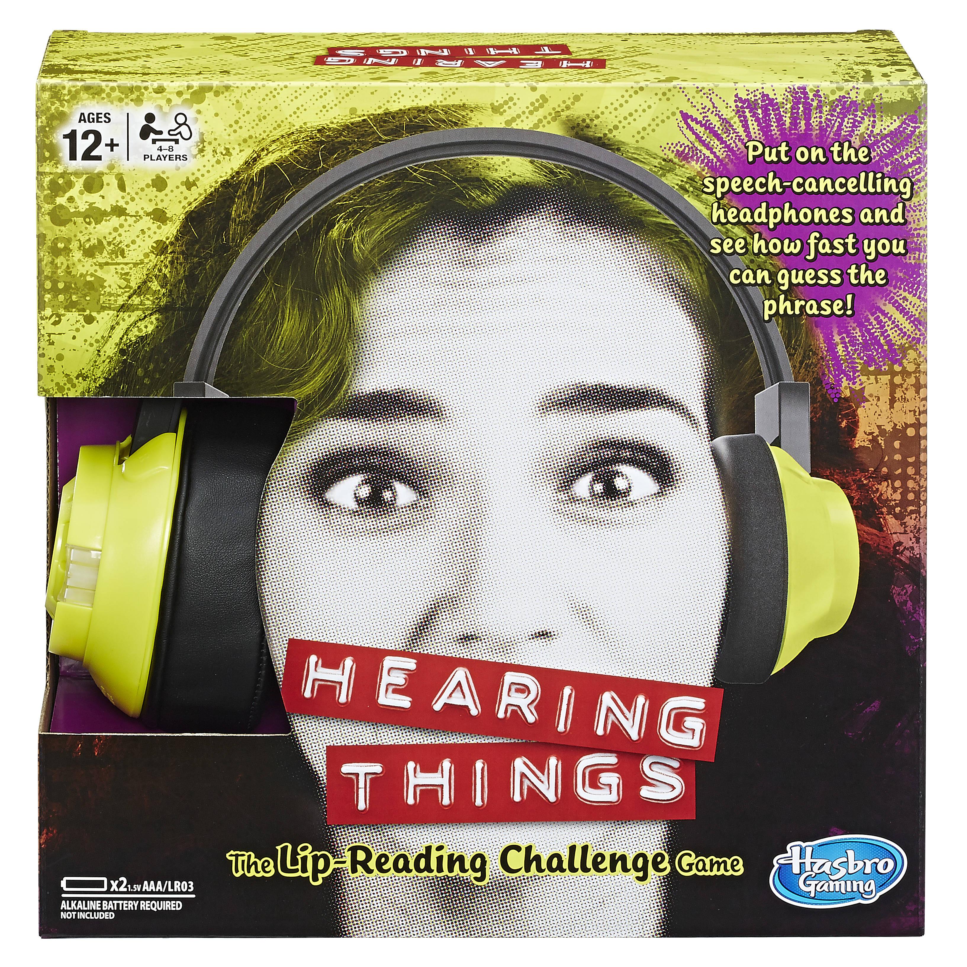 HEARING THINGS ALTERNATE E2617 - N92318