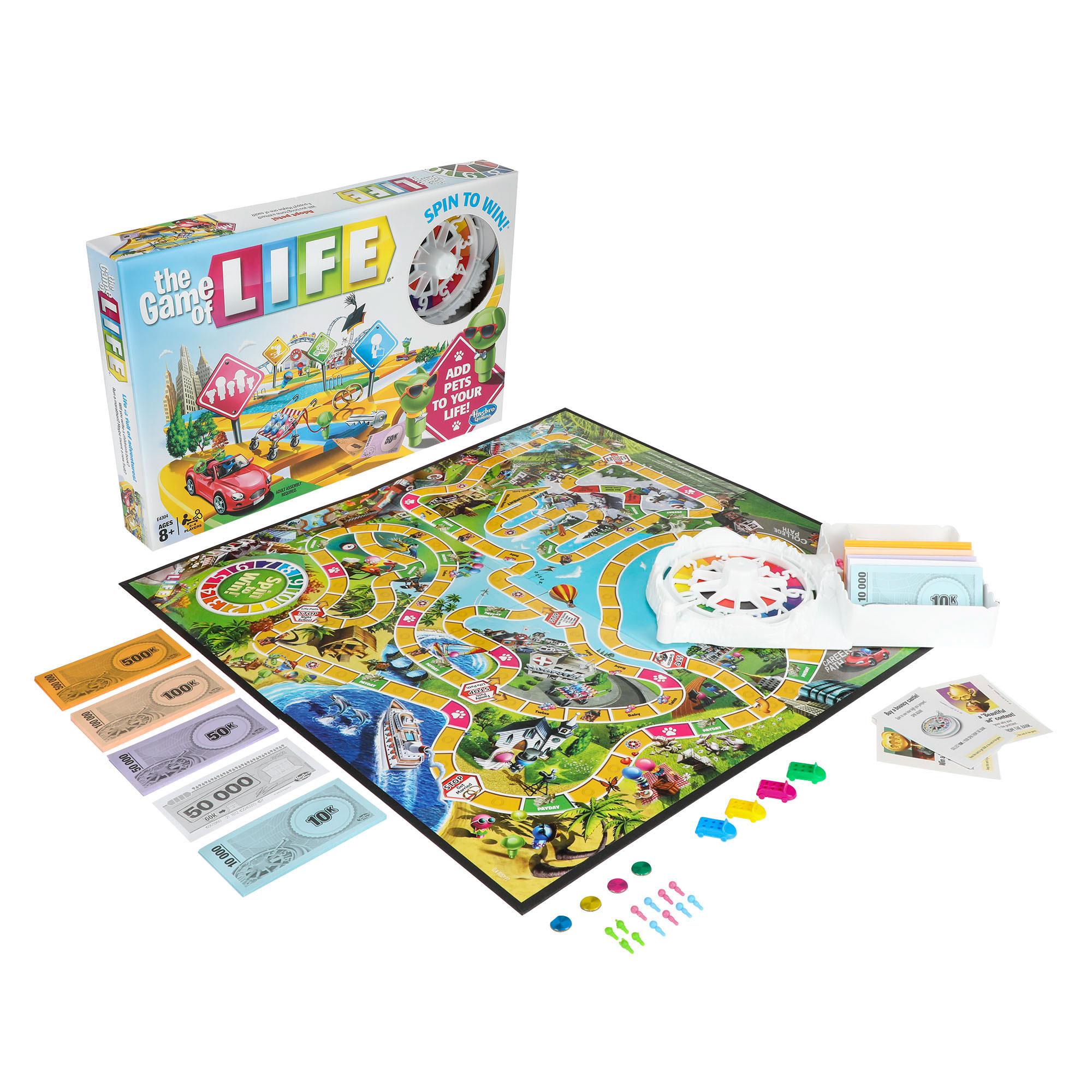 GAME OF LIFE E4304 - N54520