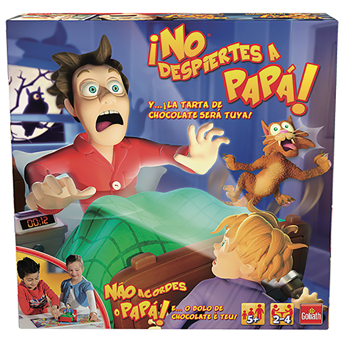 NO DESPIERTES A PAPA 70581106 - N78118