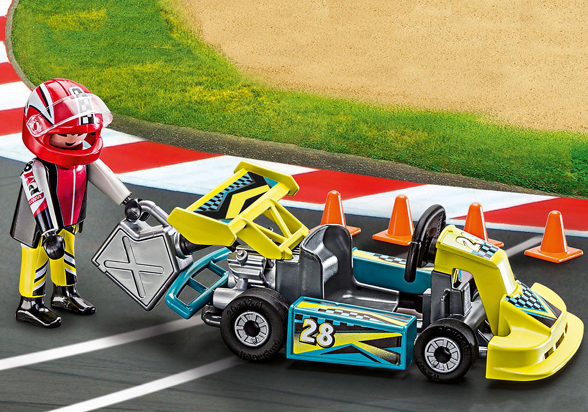 GO-KART RACER CARRY CASE 9322