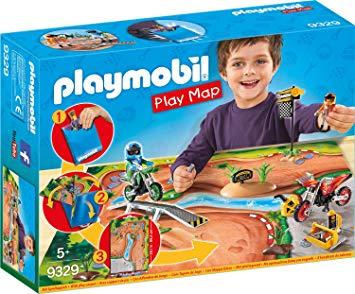 PLAY MAP MOTOCROSS 9329