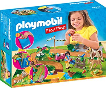 PLAY MAP PASEO CON PONIS 9331