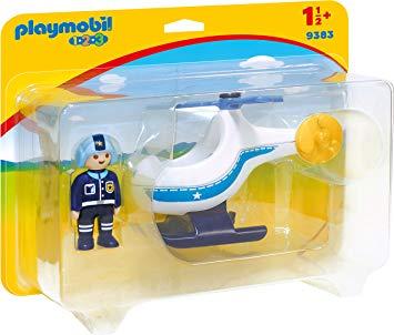 1.2.3 HELICOPTERO DE POLICIA 9383
