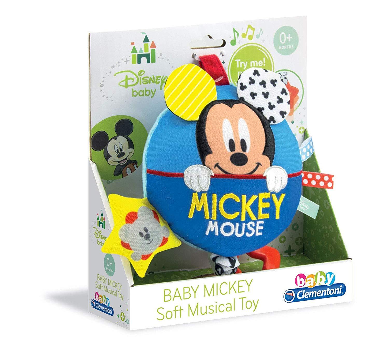 MICKEY CARRILLON MUSICAL BLAND 17211