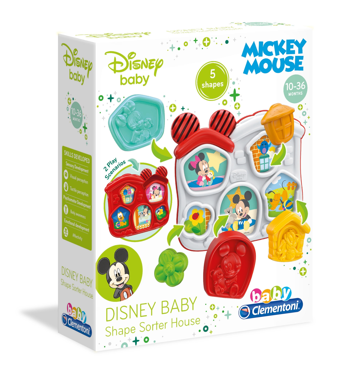BABY MINNIE E MICKEY BASIC 17266