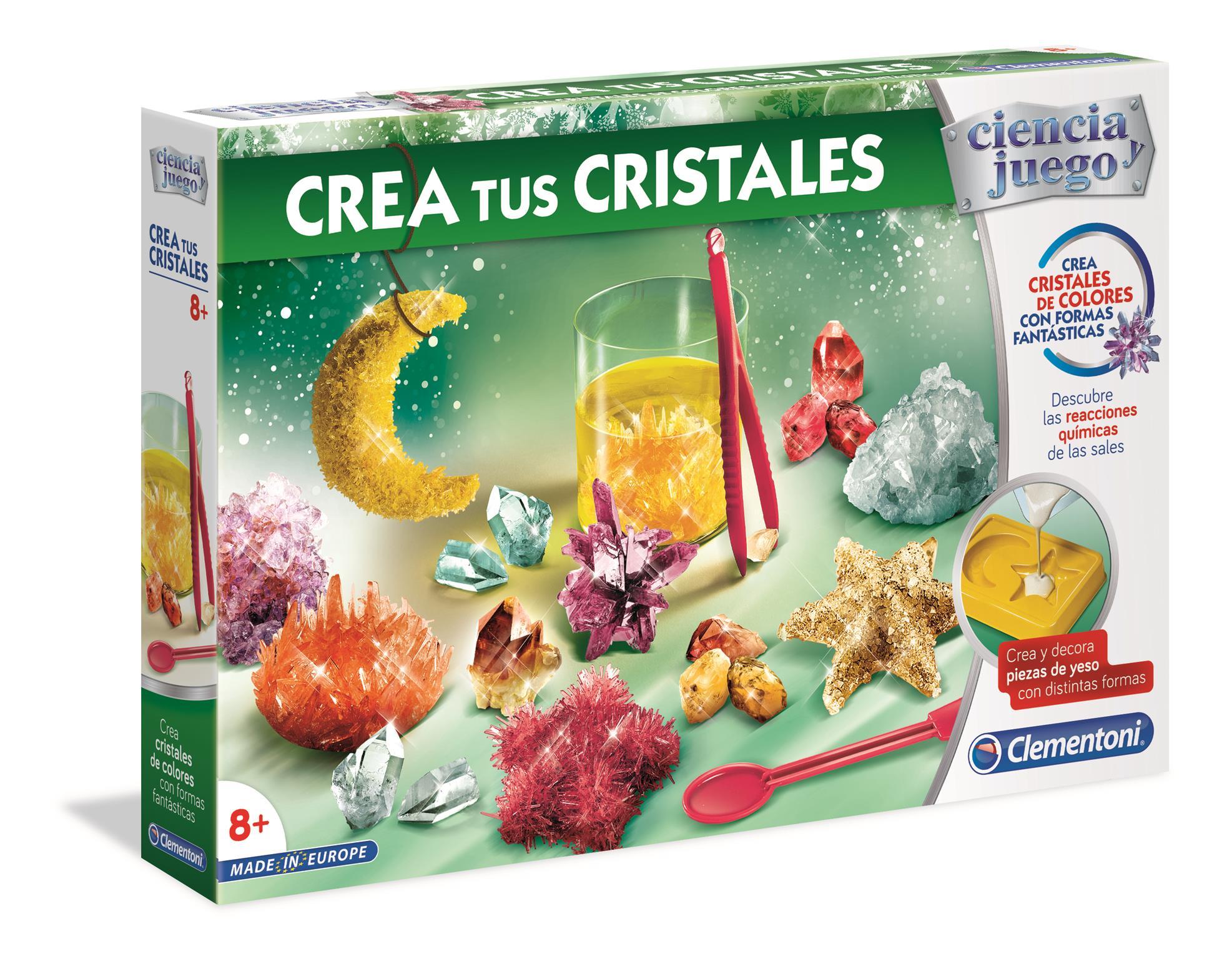 CREA TUS CRISTALES 55288 - V37519