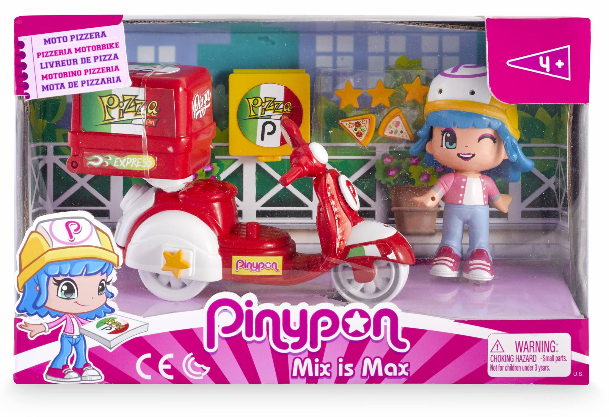 PINYPON MOTO DE PIZZERIA 14911 - V22019