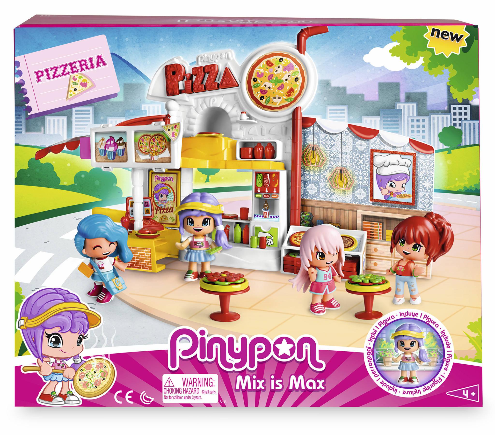 PINYPON PIZZERIA 14755 - V25920