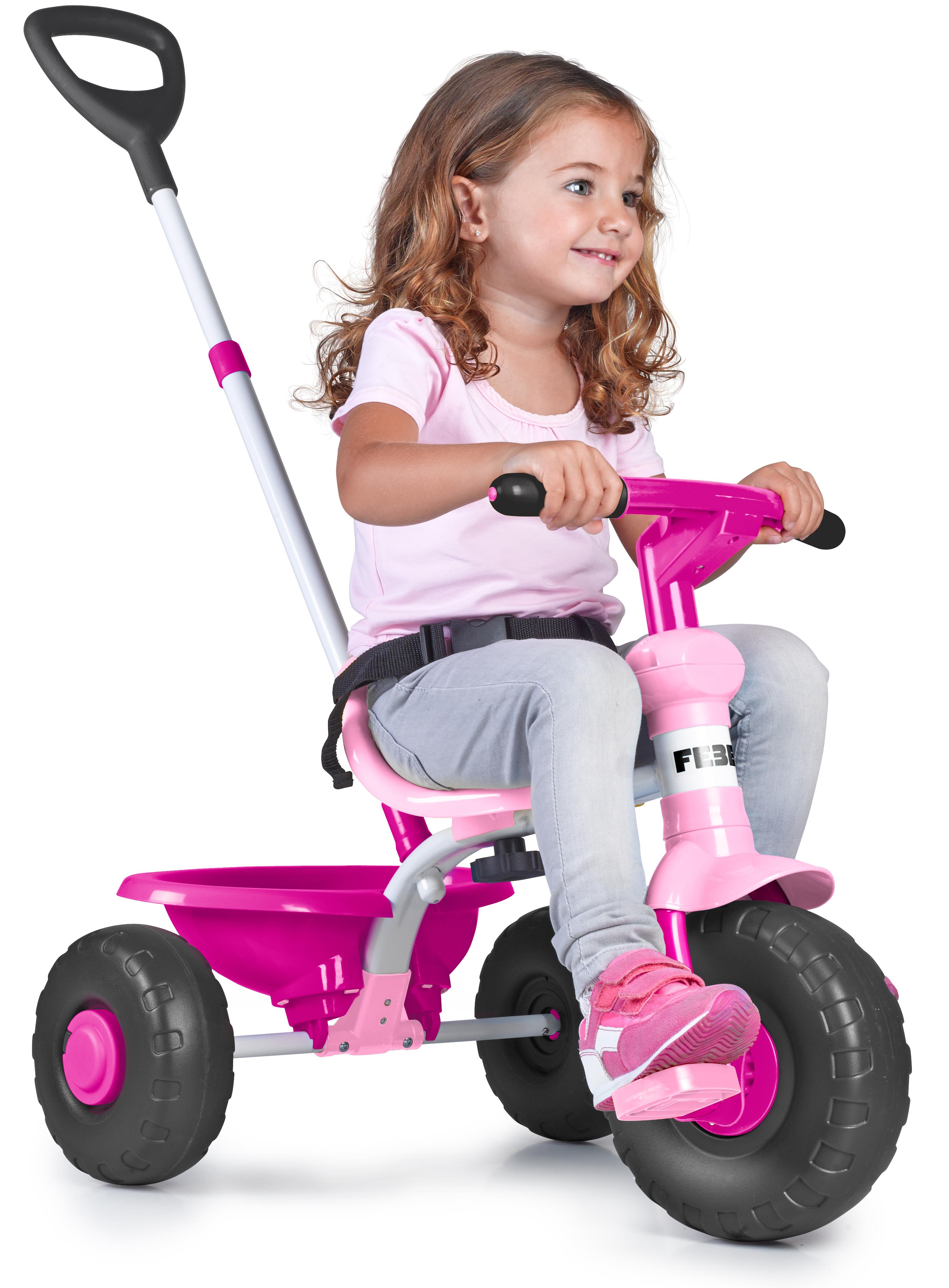 BABY TRIKE ROSA 12140 - N14019