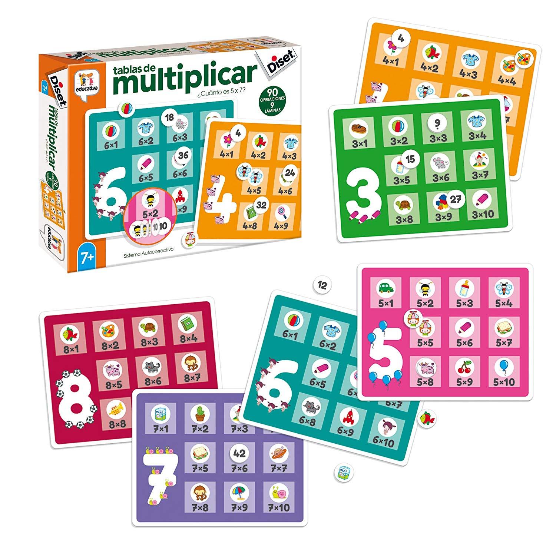 TABLAS DE MULTIPLICAR 68957