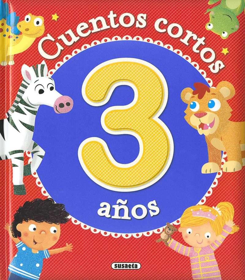 CUENTOS CORTOS PARA 3 AÑOS S2086001