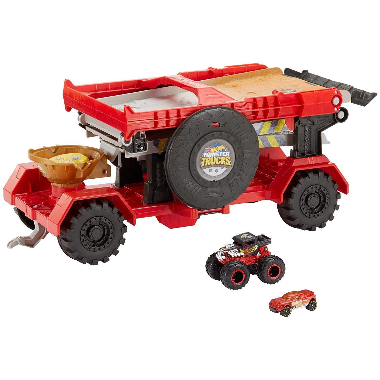 MONSTER TRUCK RAMPA DE SALTO 2 EN 1 GFR15 - N70619