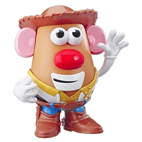 MR POTATO TOY STORY 4 WOODY Y BUZZ E3068