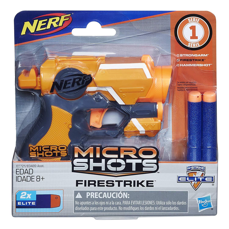 NERF ELITE MICROSHORTS E0489
