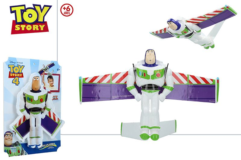 BUZZ VOLADOR REAL FLYER-TOY STORY 4 43983 - V30219