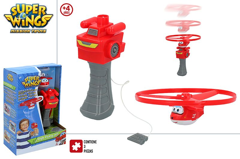 SUPER WINGS JETT VOLADOR 43988 - V30319