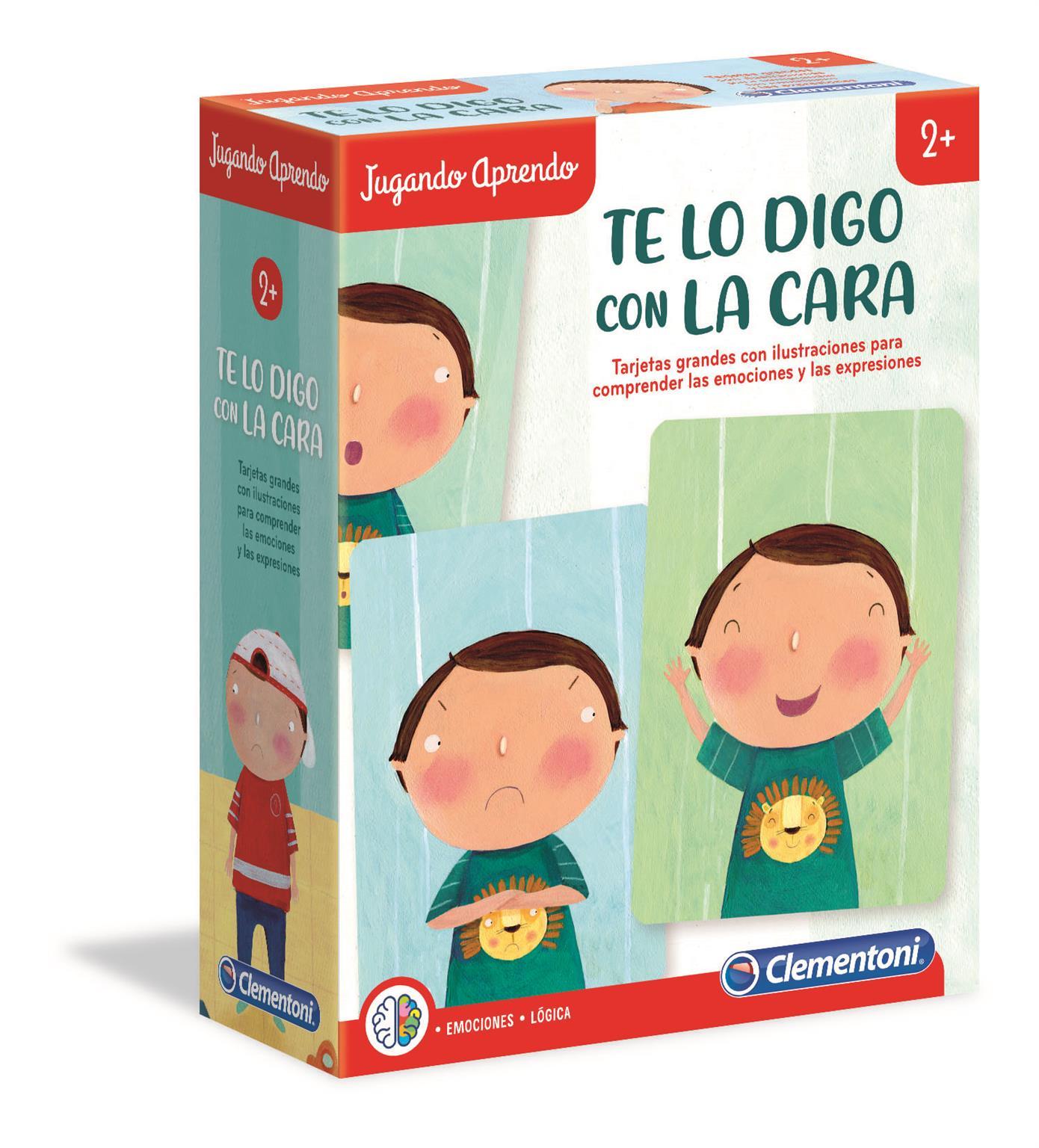 CUANTAS CARAS TENGO +2AÑOS 55305 - V34720