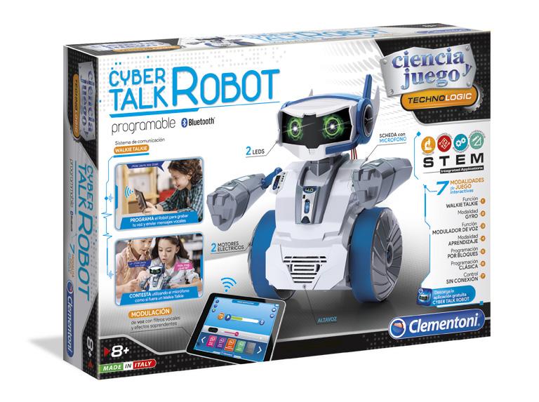 CYBER ROBOT TALK 55330 - N23120