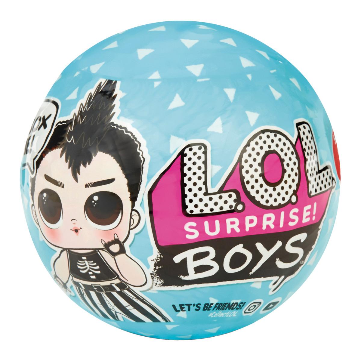 LOL SURPRISE BOYS LLU78000 - N61819