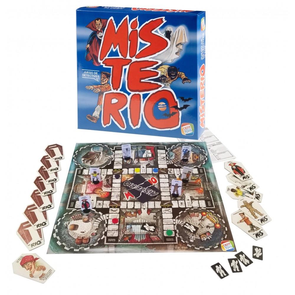 EL MISTERIO 21815 - N53119