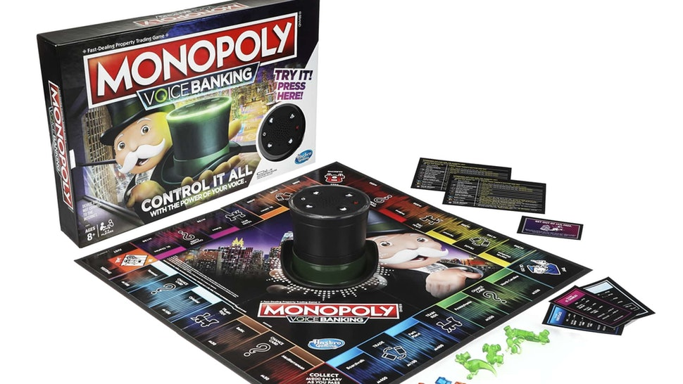 MONOPOLY VOICE BANKING E4816 - N85719