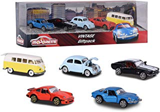 SET 5 COCHES VINTAGE 2052013