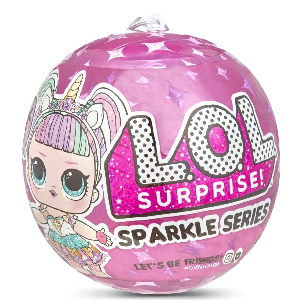 LOL SURPRISE SPARKLE FSDU LLU82000 - N61919