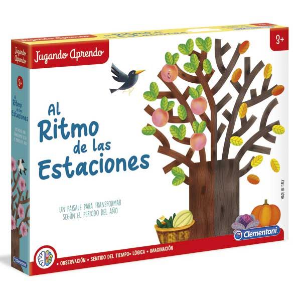 AL RITMO DE LAS ESTACIONES 55362 V35720